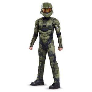 Halo Master Chief Halloween Costume L